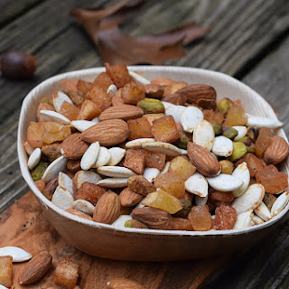 Apple Cinnamon Pumpkin Seed Trail Mix Recipe
