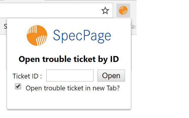SpecPage Bitrix Helpdesk