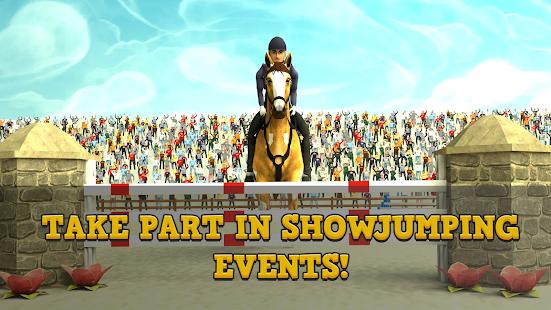 Horse Academy 3D - náhled