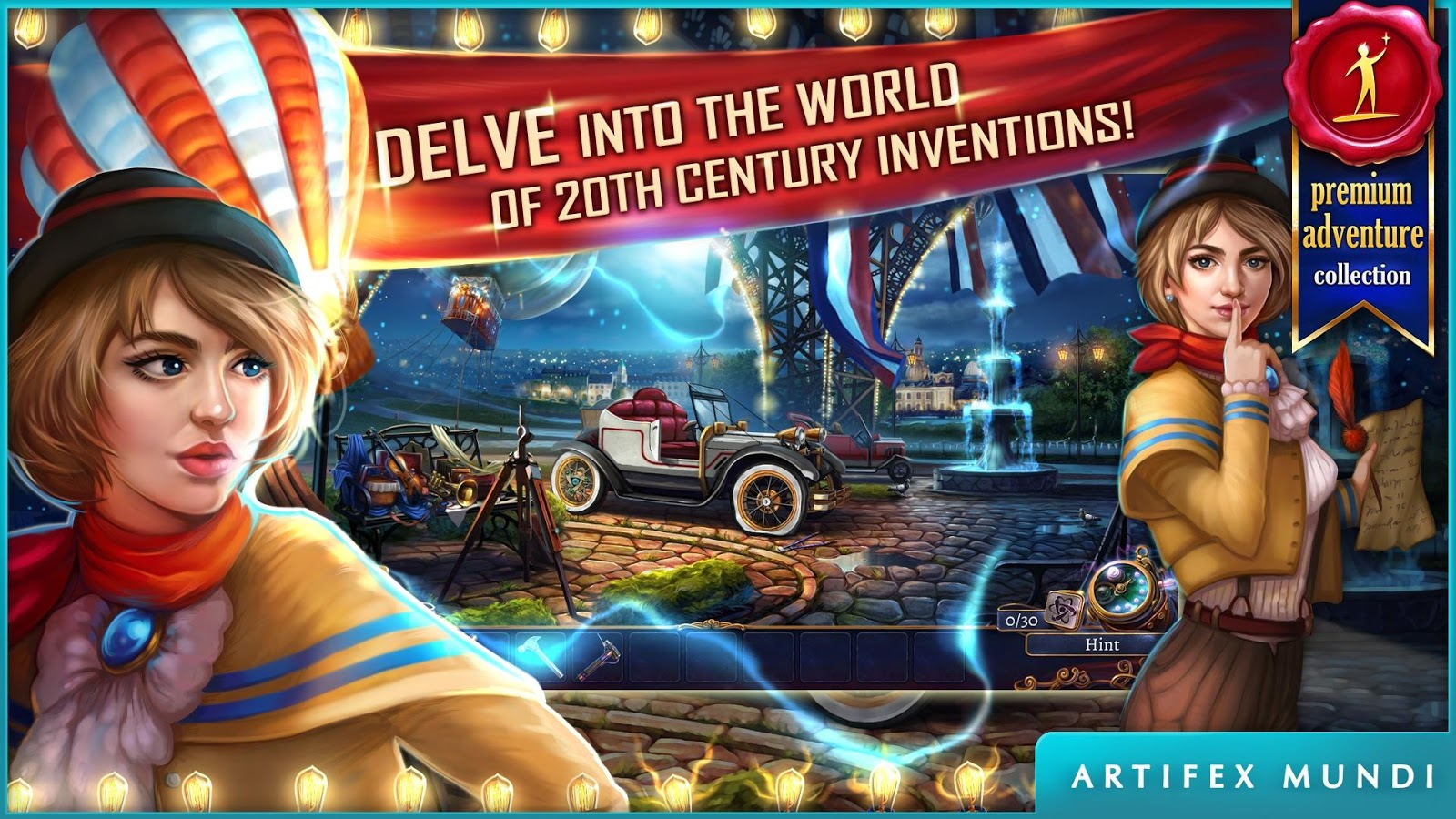 Modern Tales: Age of Invention- screenshot