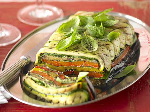 10 best vegetable terrine recipes for Tomato terrine