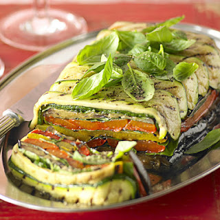 Roast Vegetable Terrine.