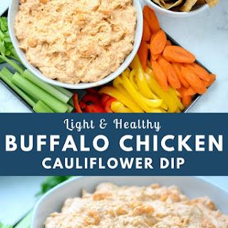 Chicken Dip Healthy Recipes.