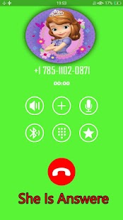 Call From Princess ( She answers ) - náhled