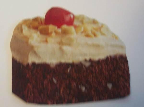 Salty Pretzel,chocolate Fudge Carmel, Poke Cake