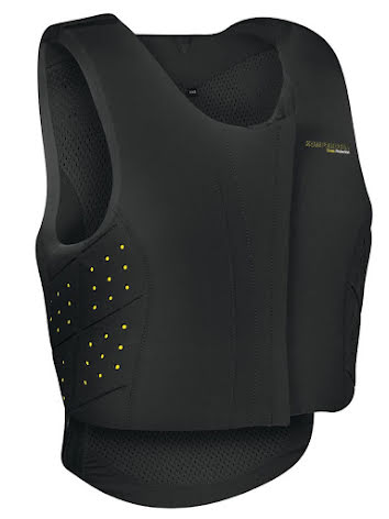 Komperdell Safety Vest Front Zip Junior