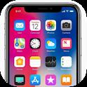 3D Phone X Launcher & Control Center IOS 12 icon