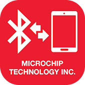 Microchip Bluetooth Data app