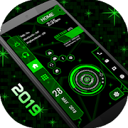 Strip hi-tech Launcher 2019 - hitech theme