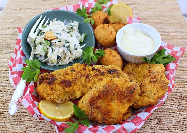 Oven Fried Catfish Recipe