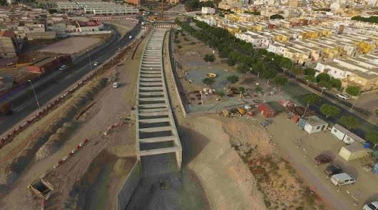 """Las obras del AVE Almería-Murcia van """"a buen ritmo"""", dice el Gobierno"""