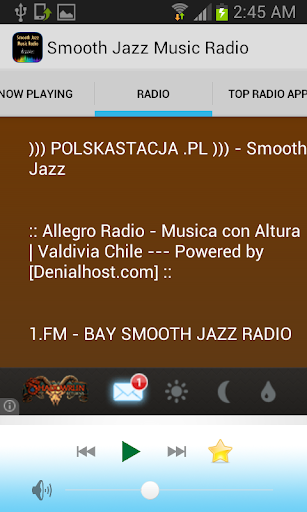 Smooth Jazz Music Radio