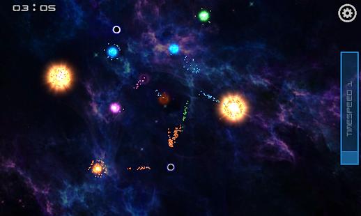 Sun Wars: Galaxy Strategy Game- screenshot thumbnail