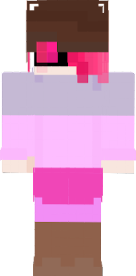 Credit for the character goes to Camila cuevas. But the skin in general is from me
