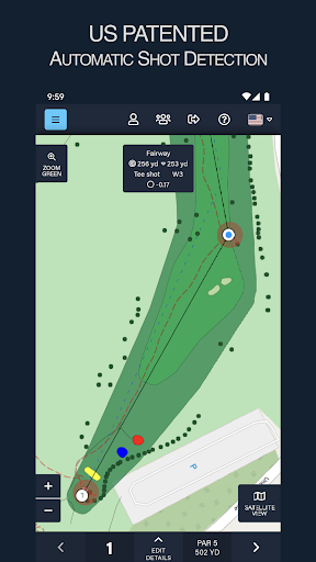 Fore™ - Golf Game Tracking screenshot 2