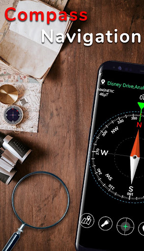 Smart Compass for Android screenshot 20