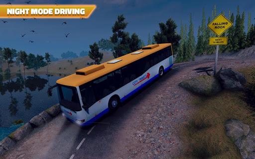 Offroad Bus Hill Driving Sim: Mountain Bus Racing 1.2 screenshots 15