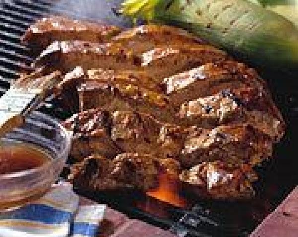 Carolina Country Style Pork Ribs Recipe