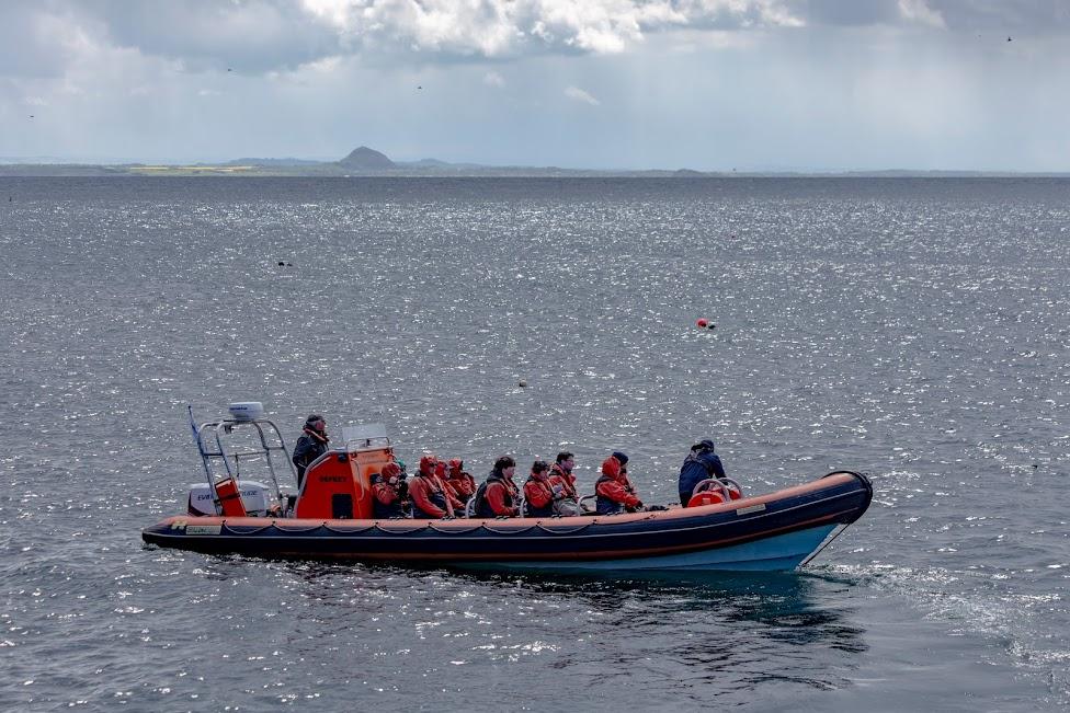 speedboat, Szkocja