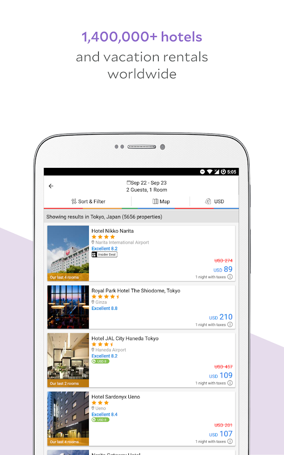 Agoda – Hotel Booking Deals- screenshot