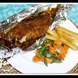 Baked Catfish With Sauce Recipes.