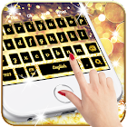 Pure Gold Keyboard Theme icon