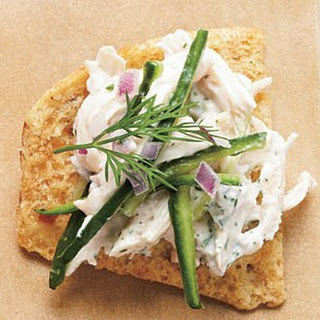 Weight Watchers Tzatziki Chicken Salad