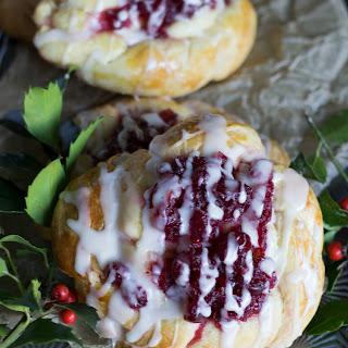 Cranberry Coffee Cake Pastries
