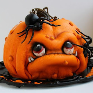 Awesome Halloween Cake
