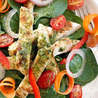Balsamic Vinaigrette Chicken Recipes