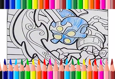 Coloring book for skylanders fans 2018 mod apk Coloring book 2018 apk