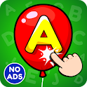 Balloon Pop : Preschool Toddlers Games for kids 🎈 icon