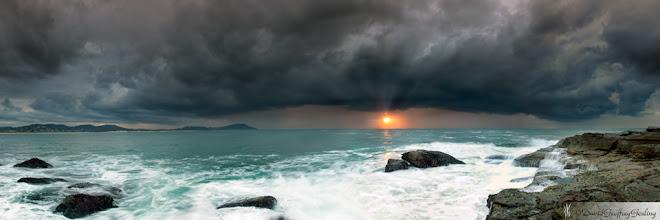 Photo: Terrigal storm