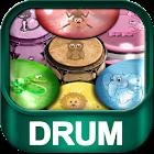 Animal Bongo Drums for Kids icon