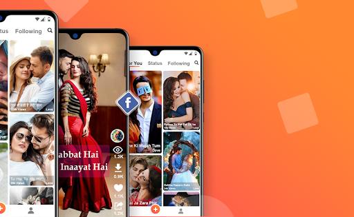 Clip India Video Status screenshot 2
