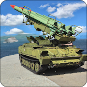 Rakete Krieg Launcher Mission - Rivals Drohne