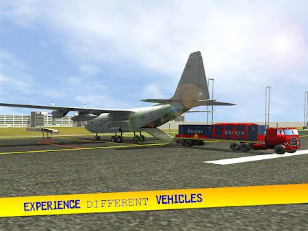 Cargo Plane City Airport 1.0 screenshot 69649
