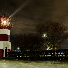 Lighthouse, Esbjerg by M. Andersen - Buildings & Architecture Public & Historical (  )
