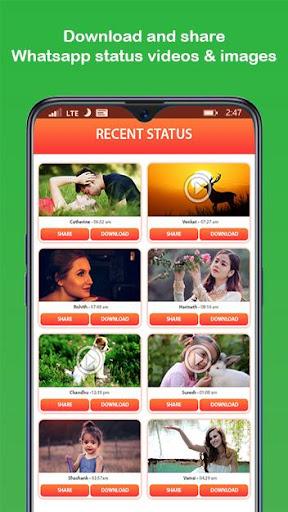 Status Saver for WhatsApp & Status Downloader screenshot 1