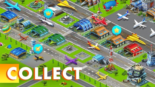 Airport City: Airline Tycoon 6.8.22 MOD (Unlimited Money) 8