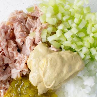 Tuna Salad - GF
