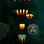 Alien Attack Space Shooter Infinity icon