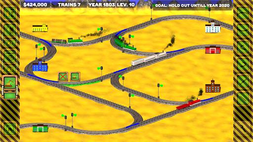 My Railroad: trains, railways, traffic lights  captures d'u00e9cran 2