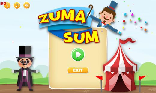 Zuma Sum - náhled