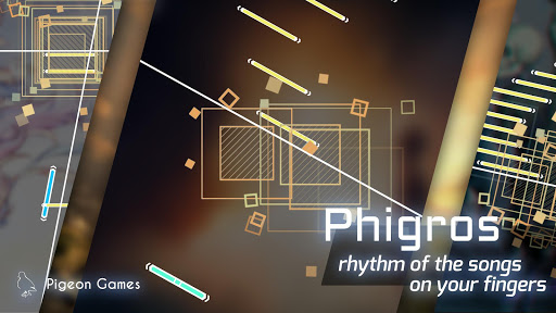 Phigros apktram screenshots 1