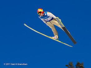 Photo: World Cup Ski flying Vikersund HS225 - Tom Hilde