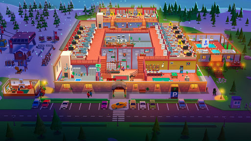 Hotel Empire Tycoon - Idle Game Manager Simulator 1.8.4 screenshots 2