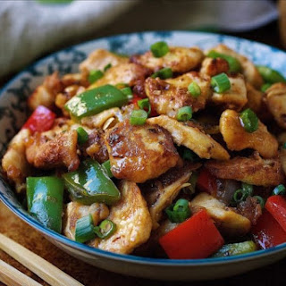 Paleo Sweet and Sour Chicken.