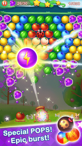 Bubble Fruit  screenshots 20