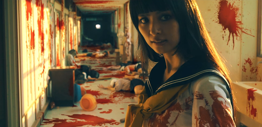 Tráiler de la película live action del manga Chimamire Sukeban Chainsaw